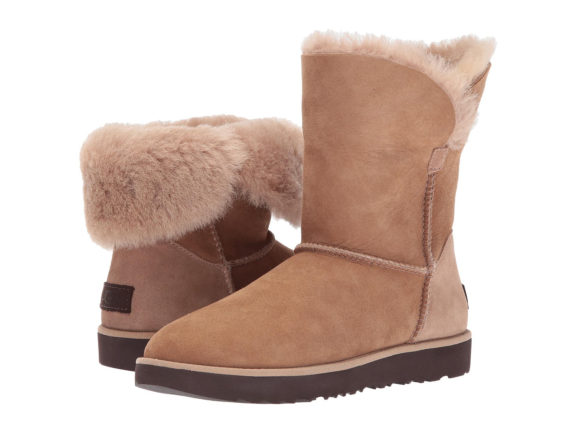 ugg sheepskin cuff boots on sale