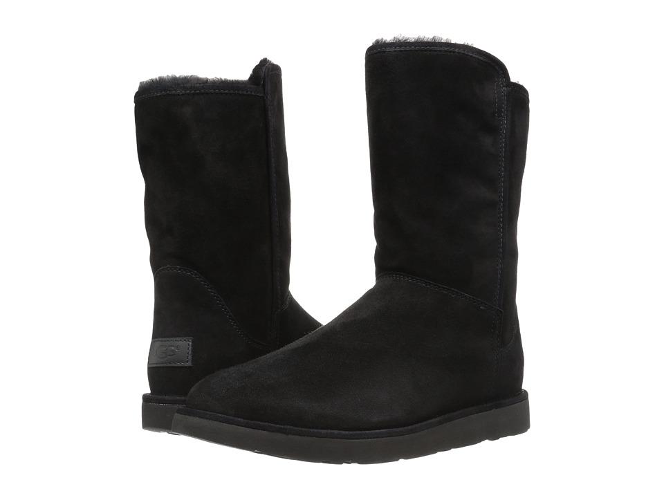 Ugg Abree Short II (Nero) Women's Shoes