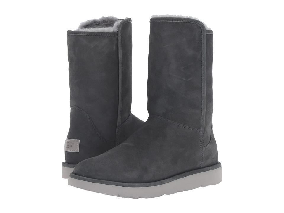 Ugg Abree Short II (Grigio) Women's Shoes