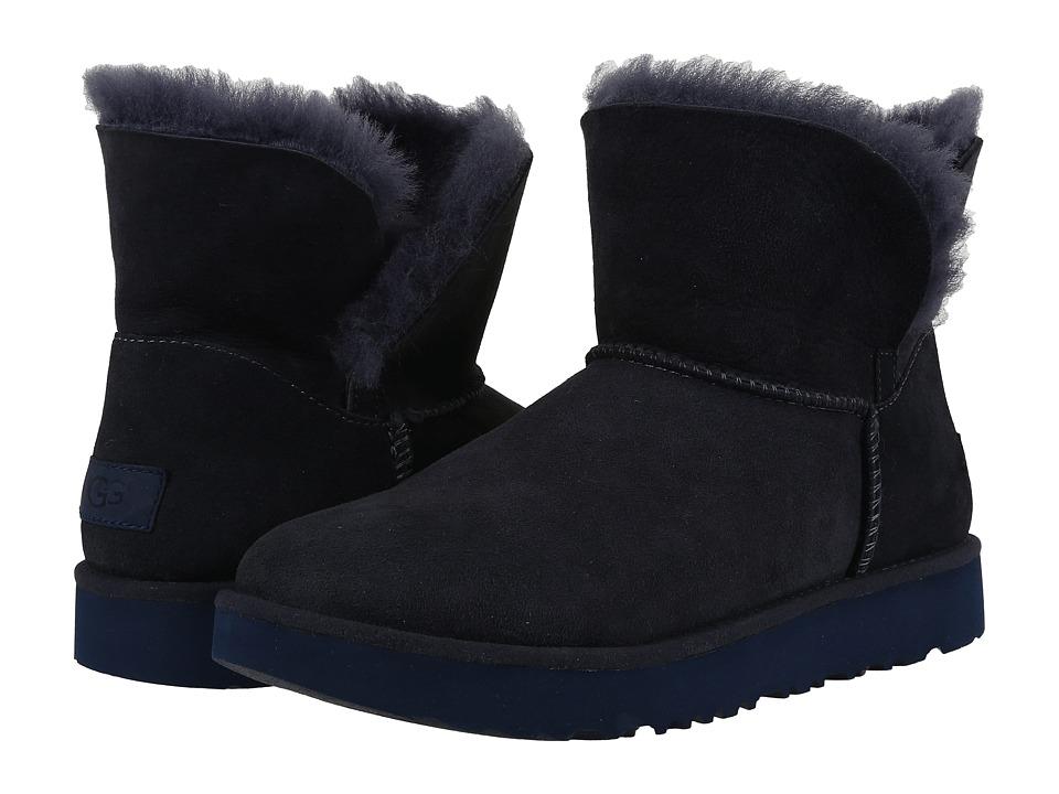 Ugg Classic Cuff Mini (Imperial) Women's Shoes