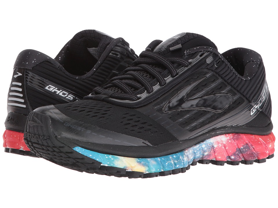 Brooks Ghost 9 (Night Sky/Black/Anthracite) Women