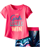 Under Armour Kids - Girls Always Win Set (Infant)