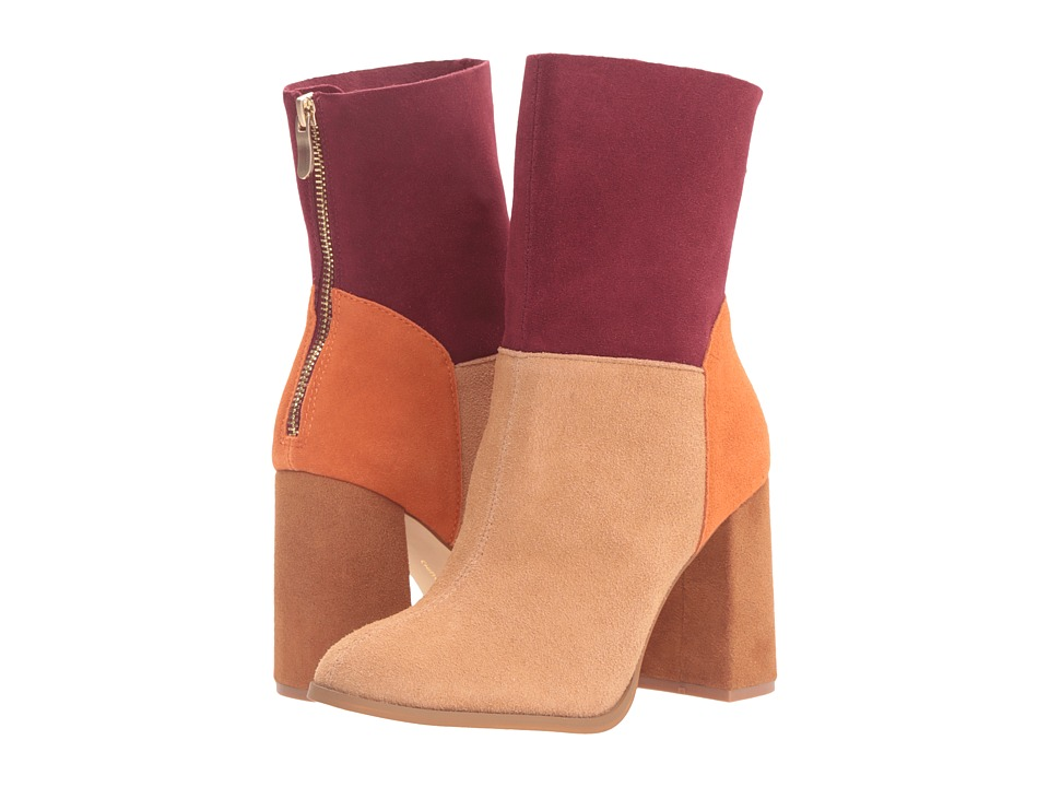 Chinese Laundry Classic (Camel Multi Suede) Women
