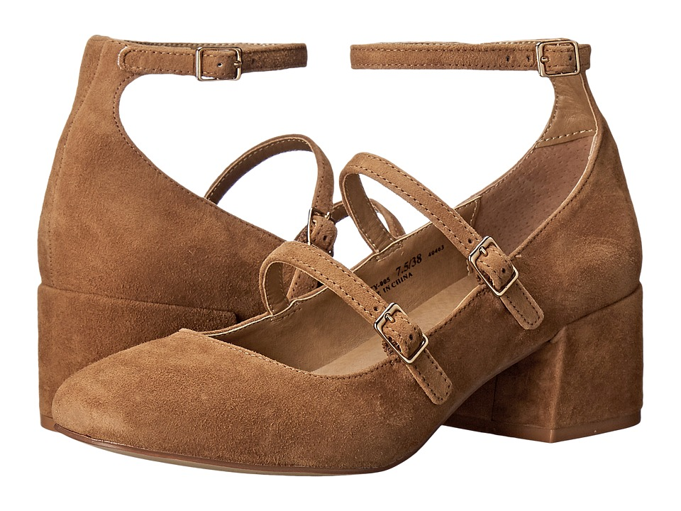 Chinese Laundry - Moto (Camel Kid Suede) Women