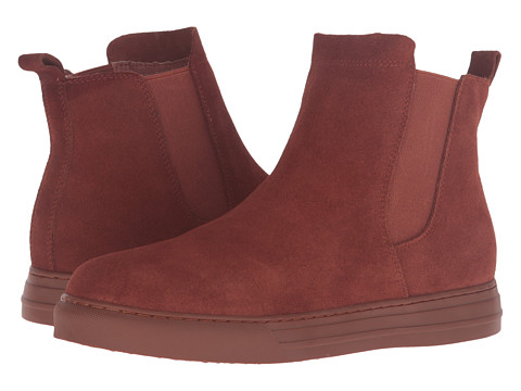 Dirty Laundry Fabina - Rust Split Suede