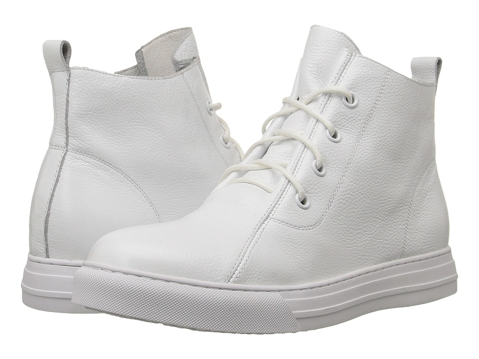 Dirty Laundry - Festival (White Leather) Women