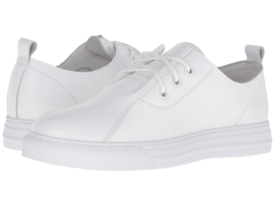Dirty Laundry - Finale (White Leather) Women