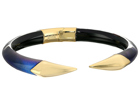 Alexis Bittar Mirrored Pyramid Brake Hinge Bracelet
