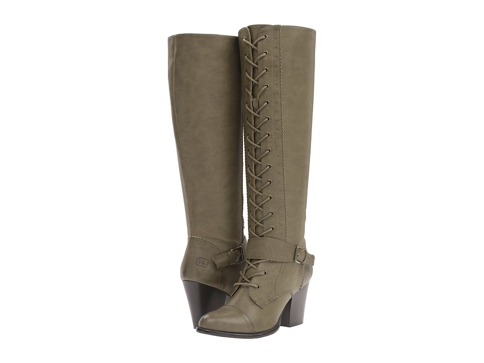 Dirty Laundry With It (Khaki Smooth) Women