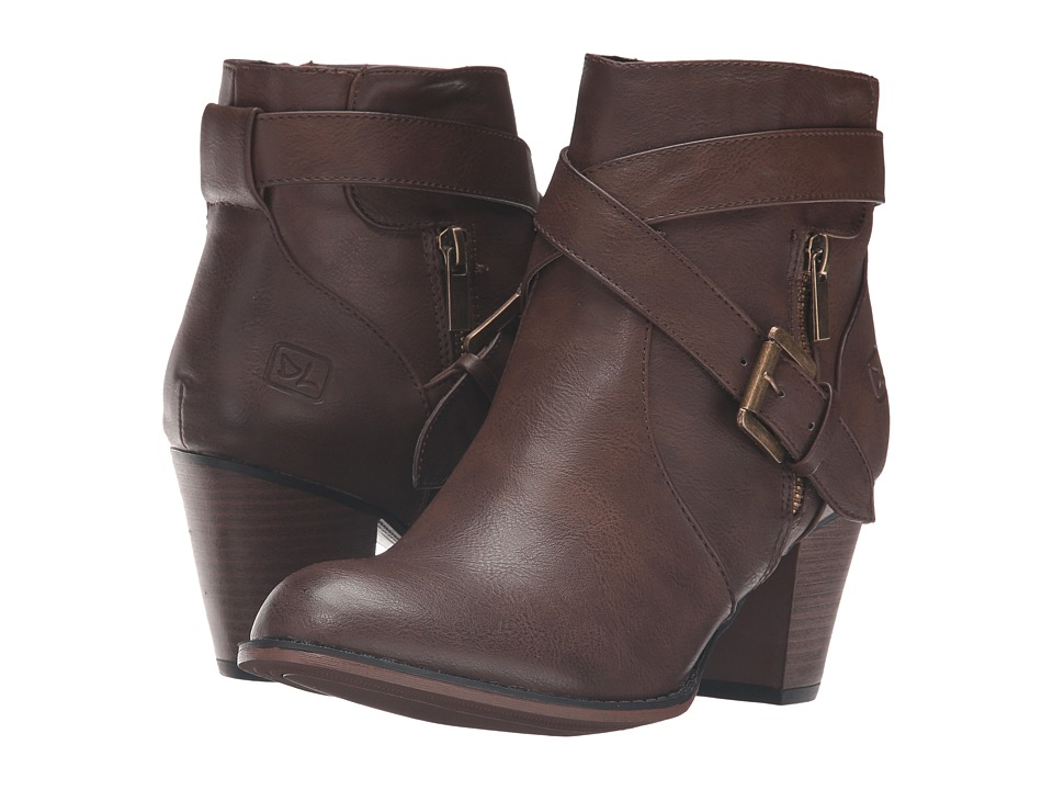Dirty Laundry Dude Ranch (Rich Brown Burnished) Women