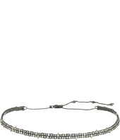 Alexis Bittar - Crystal Encrusted Spike Accented Choker Necklace