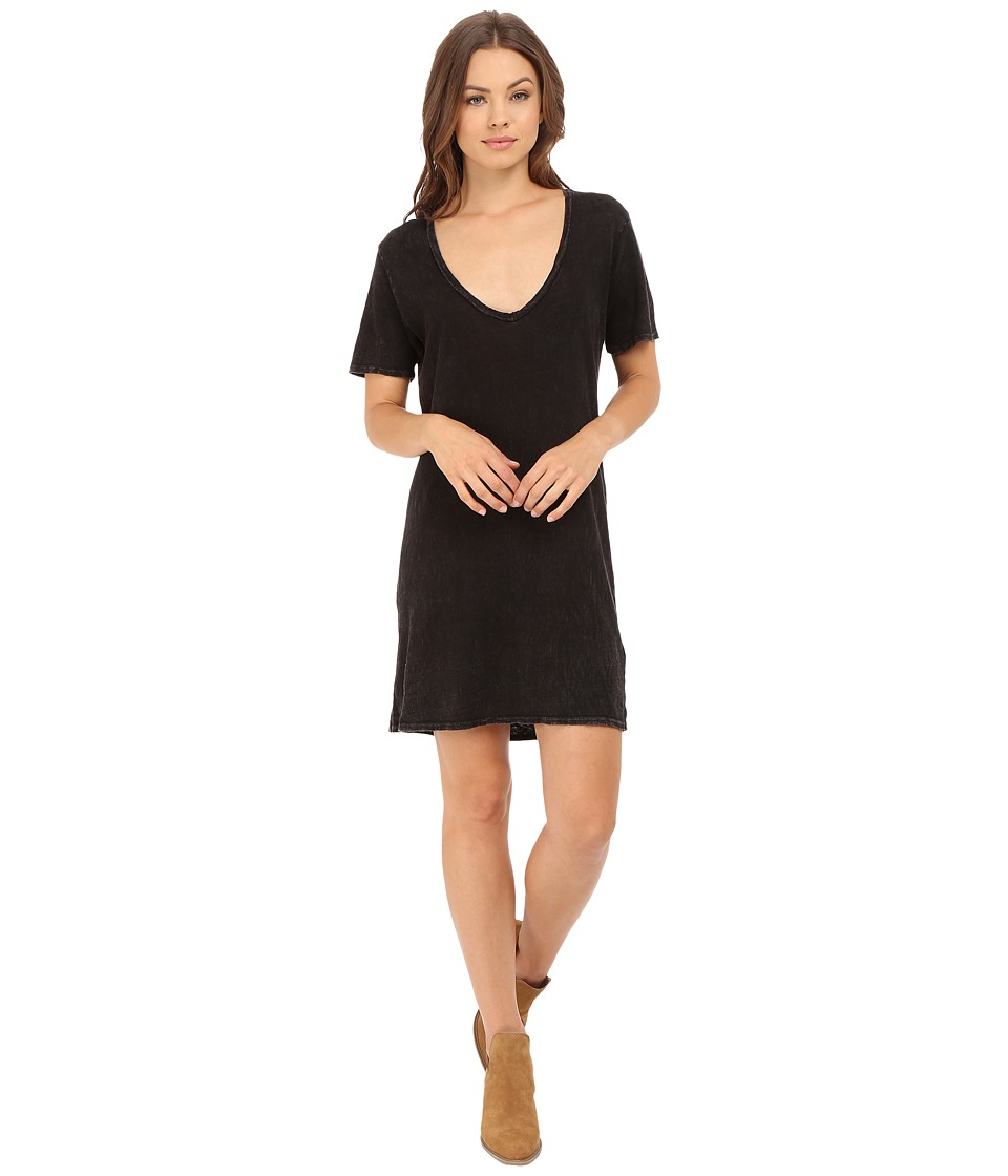 Project Social T Melrose Dress MW Black Womens Dress
