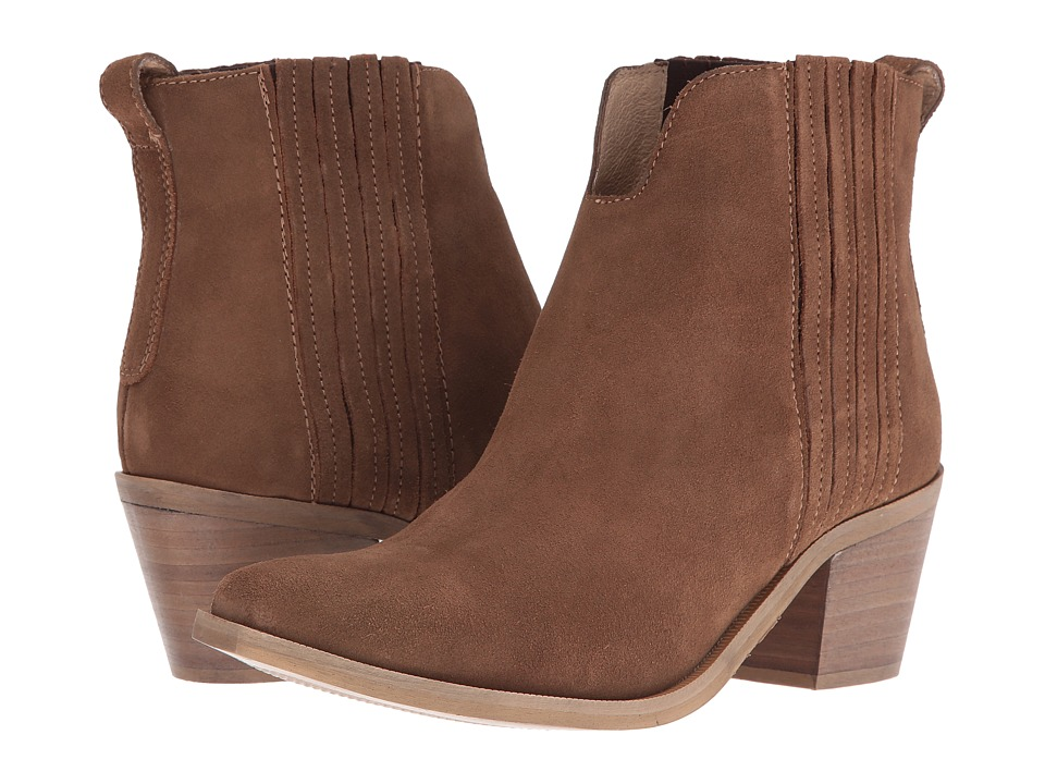 Steve Madden - Webster (Tan Suede) Women