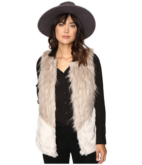 ONLY Tilde Fur Mix Waistcoat