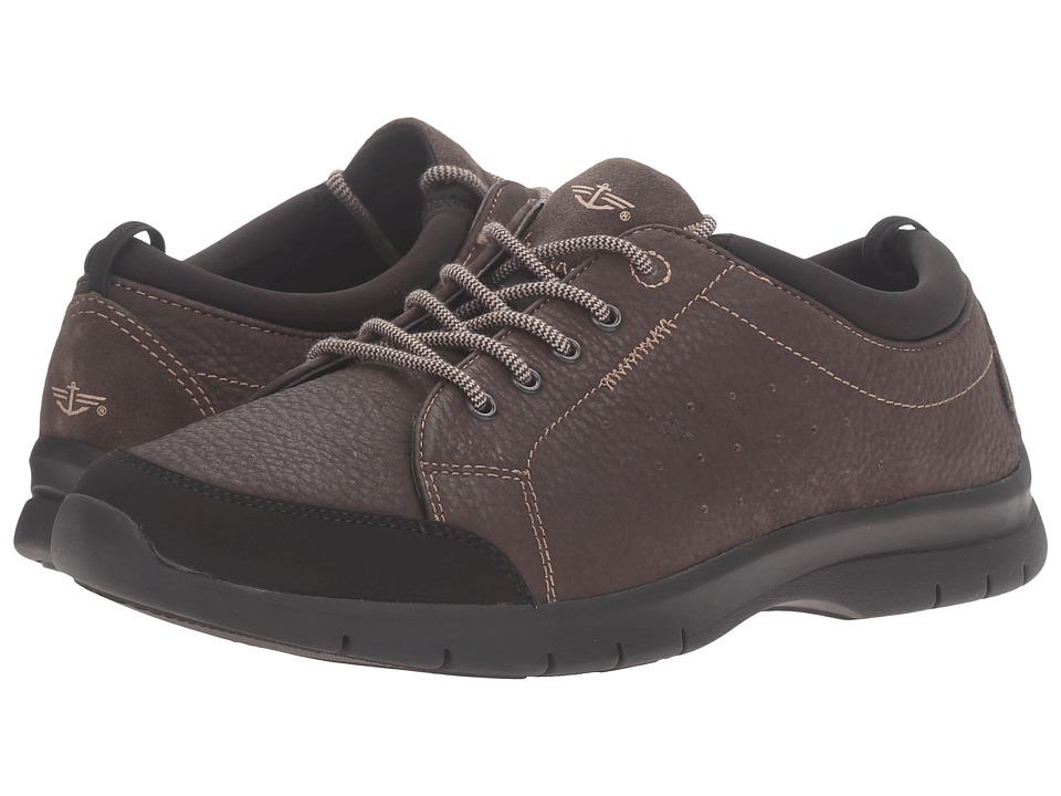 Dockers - Fullerton (Chocolate Soft Tumbled Full Grain) Men
