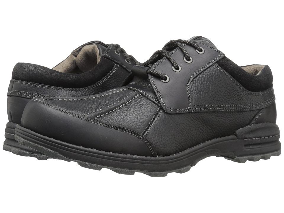 Dockers - Gallagher (Black Oiled Tumbled Full Grain) Men