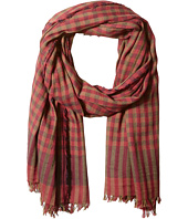 Scotch & Soda - Gentleman's Scarf in Lightweight Cotton Quality with Herringbone Patterns