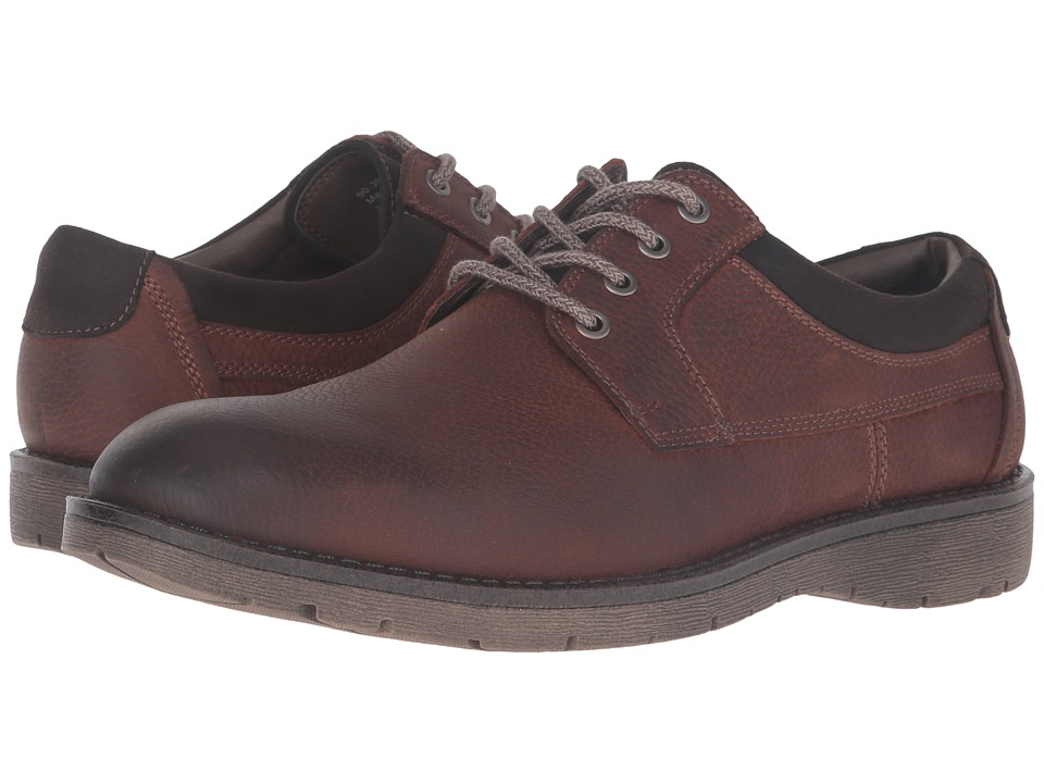 Dockers Banewell (Red Brown Oiled Tumbled Full Grain) Men