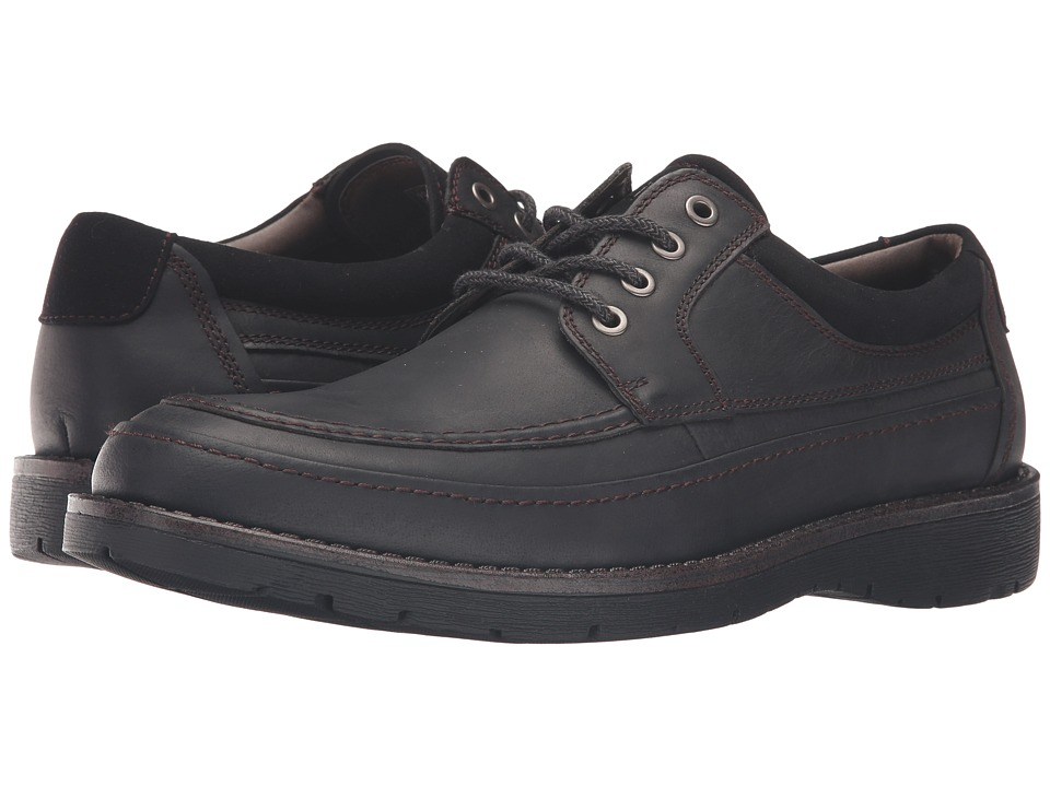 Dockers Eastview (Black Crazy Horse) Men
