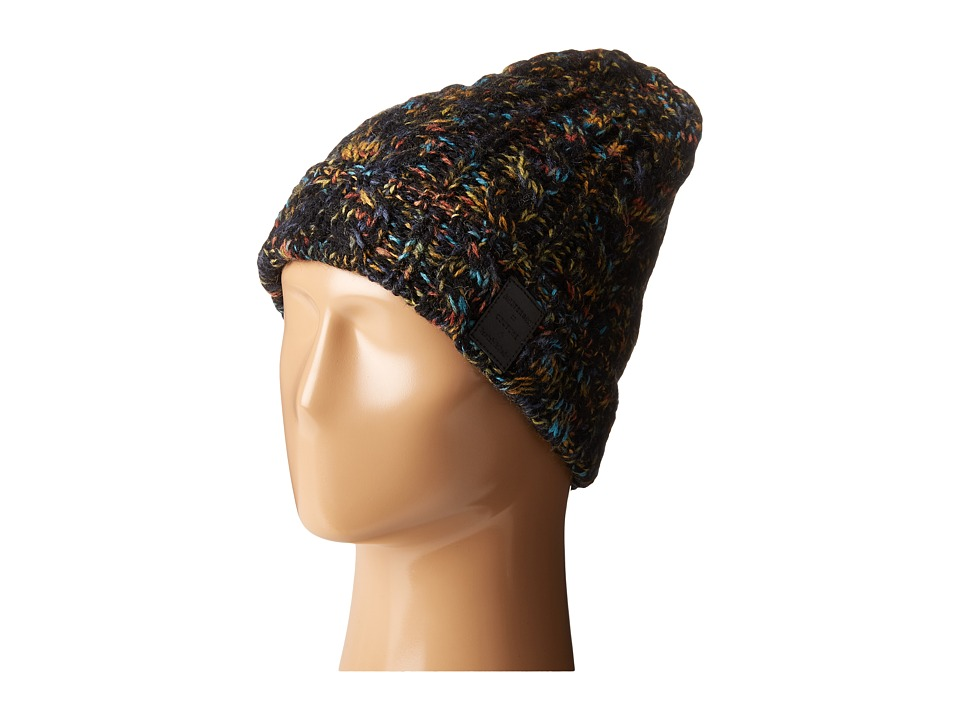 Scotch & Soda - Beanie in Wool Quality with Cable Knit Pattern