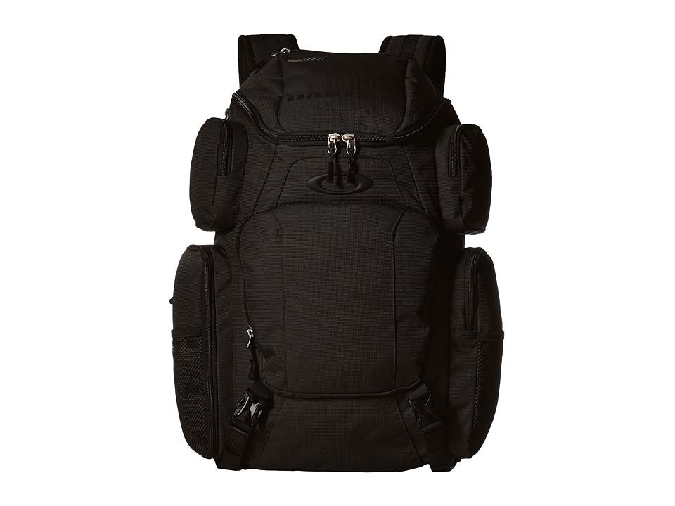 Oakley - Blade Wet/Dry 40 (Jet Black) Backpack Bags