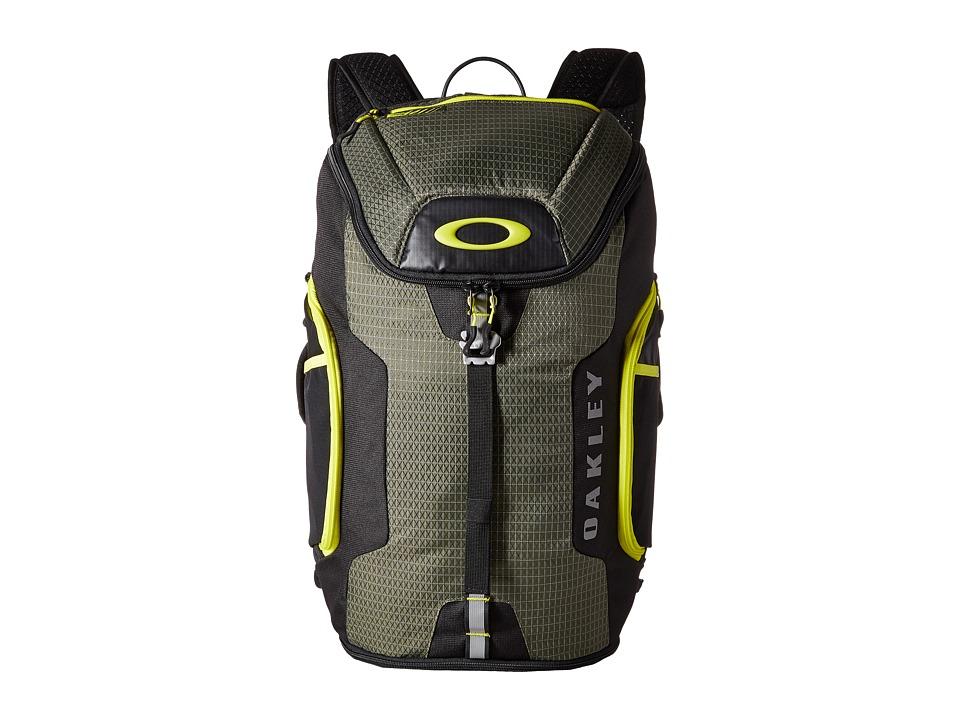 Oakley - Link Pack (Dark Brush) Backpack Bags
