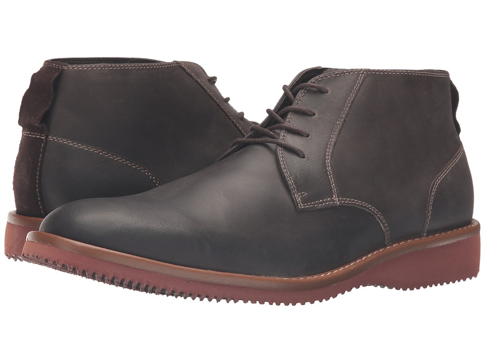 Dockers - Merritt (Chocolate Crazy Horse) Men
