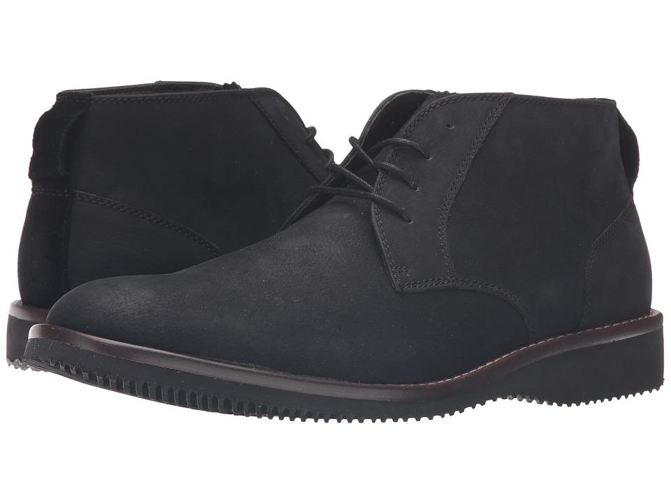 Dockers - Merritt (Black Snuffed Milled Full Grain) Men