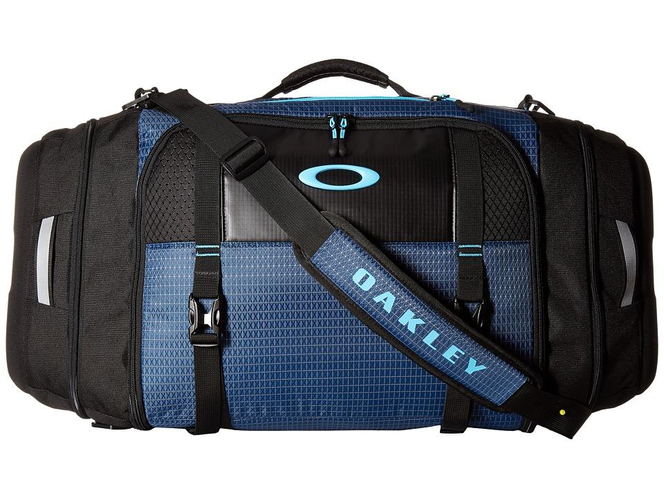 Oakley - Link Duffel (Blue Shade) Duffel Bags