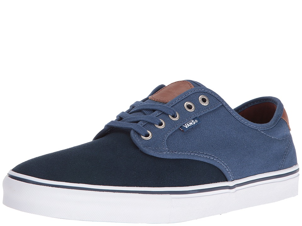Vans Chima Pro ((Two-Tone) Dress Blues/Ensign Blue) Men