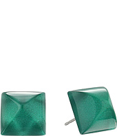 Alexis Bittar - Pyramid Post Earrings
