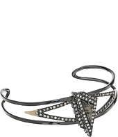 Alexis Bittar - Gold Tipped Fancy Pyramid Cuff Bracelet