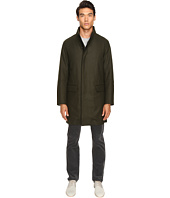 Vince - Raw Edge Military Coat