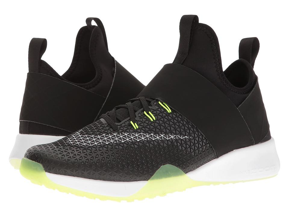 Nike Air Zoom Strong (Black/White/Dark Grey/Volt) Women