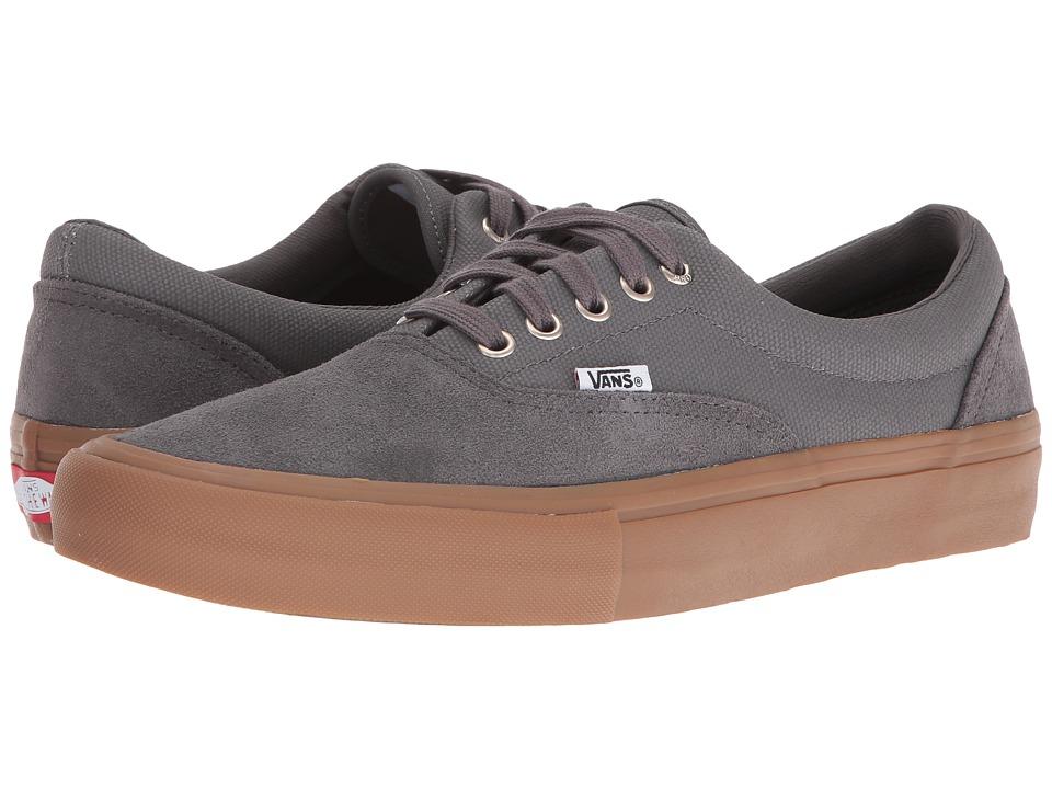 Vans - Era Pro (Pewter/Gum) Mens Skate Shoes