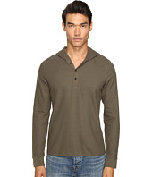 Vince - Long Sleeve Hooded Henley
