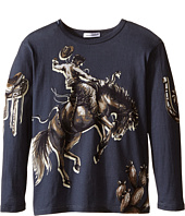 Dolce & Gabbana Kids - City Rodeo Cavallo T-Shirt (Toddler/Little Kids)