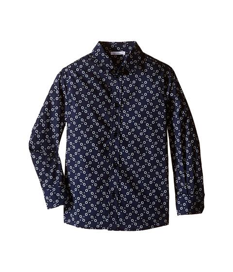 Dolce & Gabbana Kids City Fiorellini Print Shirt (Toddler/Little Kids)