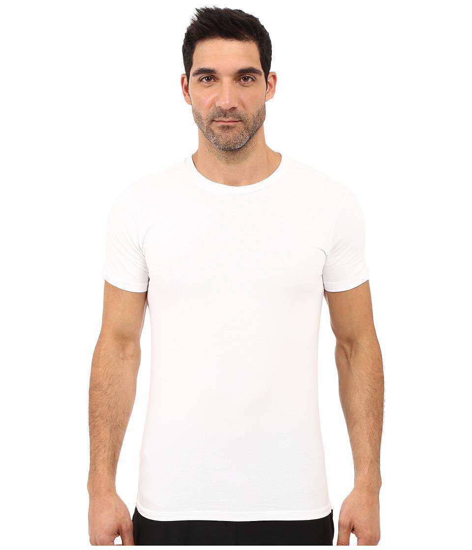Diesel - Mo-D Teer T-Shirt LAMI (Bright White) Men