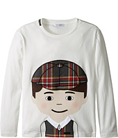 Dolce & Gabbana Kids - Back to School Bimbo Moro T-Shirt (Big Kids)
