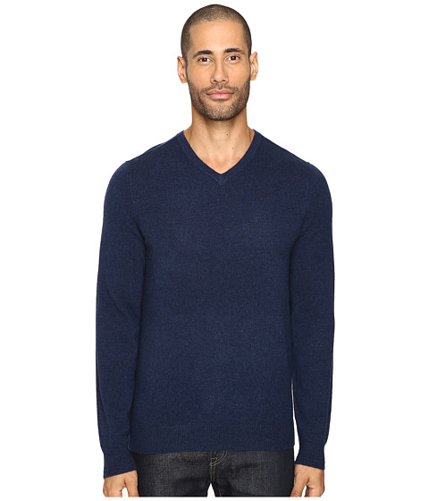 Vince Cashmere Long Sleeve Crew Neck Sweater