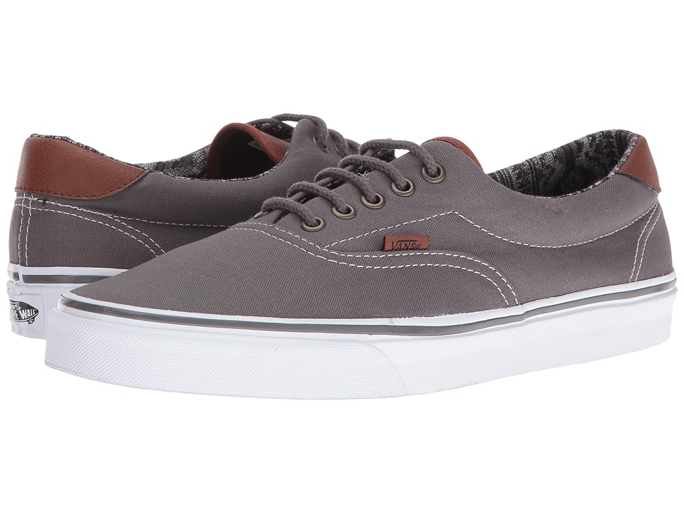 Vans Era 59 ((C&L) Pewter/Italian Weave) Skate Shoes