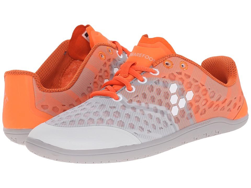 Vivobarefoot Stealth II Grey/Orange Womens Shoes