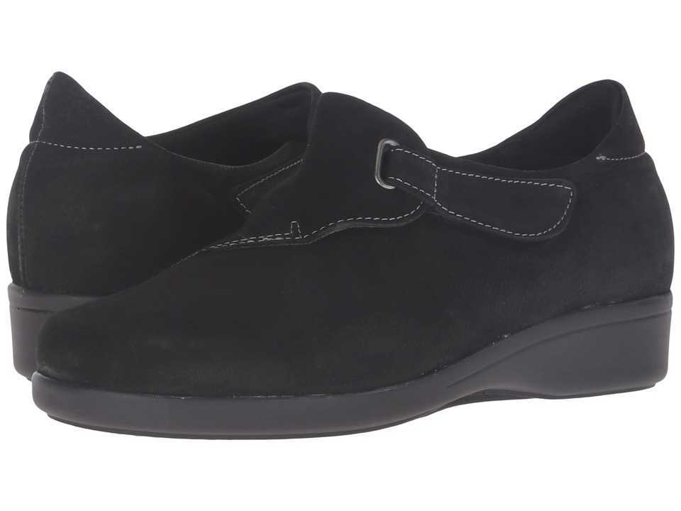 Arcopedico - Tyra (Black Suede) Women