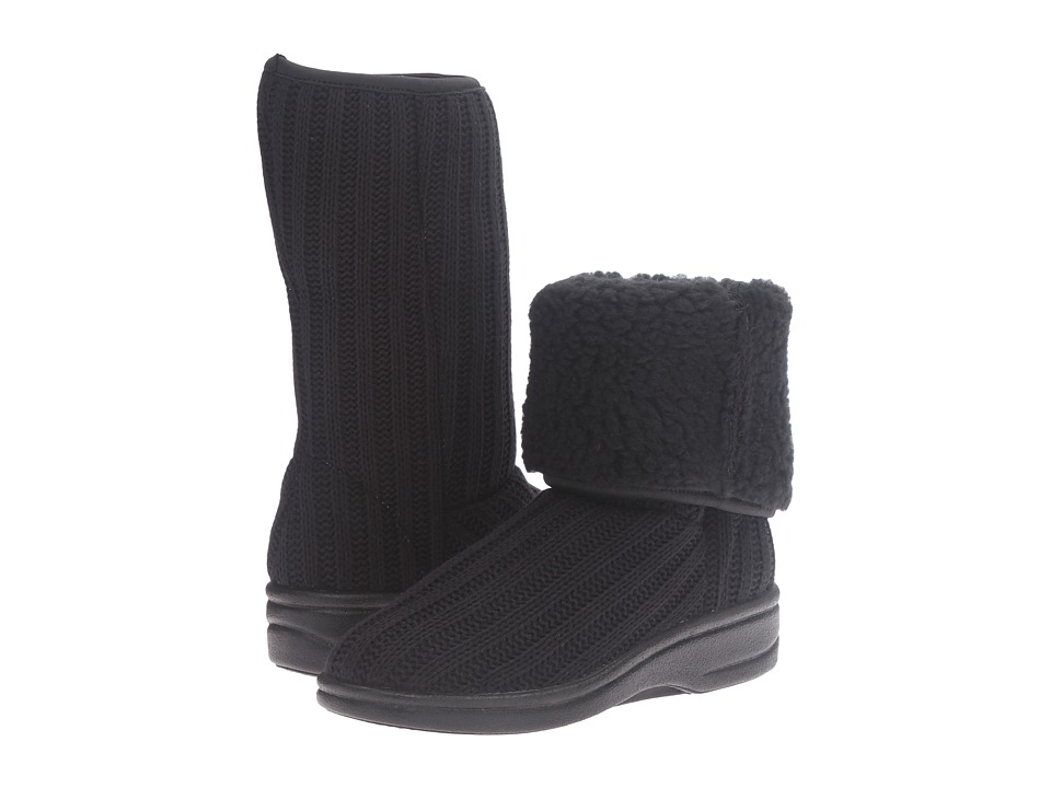 Arcopedico Milan 2 (Black Knit) Women