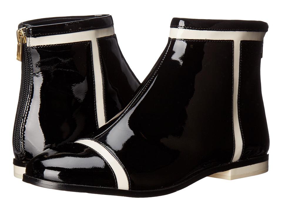 Calvin Klein - Cari (Black/Soft White Patent) Women
