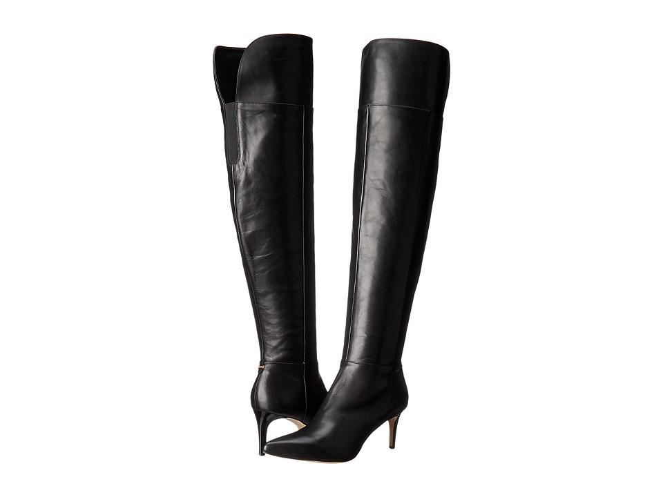 Calvin Klein - Coletta (Black Leather) Women