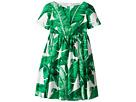 Botanical Garden Banana Leaf Dress (Toddler/Little Kids)
