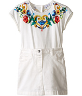 Dolce & Gabbana Kids - Escape Dress (Toddler/Little Kids)