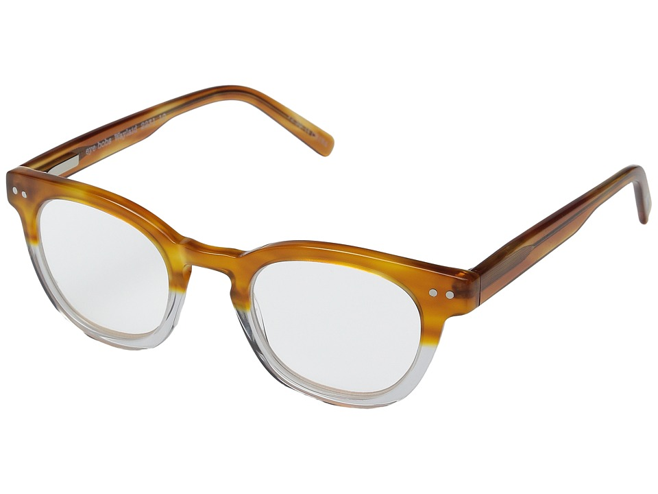 eyebobs - Waylaid (Amber/Crystal) Reading Glasses Sunglasses